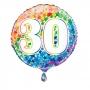 Globo Nº30 Rainbow 45 cm