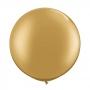 Globo Gigante Oro Brillante 60 cm