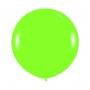 Globo gigante verde lima