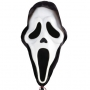 Globo Halloween máscara fantasma 70cm