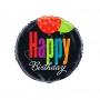 Globo Foil Happy Birhday 45 cm
