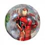 Globo Burbuja Vengadores 38 cm