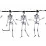 Guirnalda Esqueletos 3mts