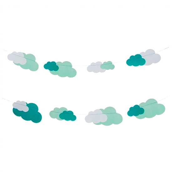 Guirnalda Nubes 3m