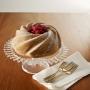Molde Bundt Cake Heritage Rojo
