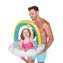 Hinchable Infantil Arcoiris 66 cm