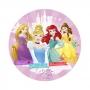 Impresión en papel de azúcar Princesas Disney