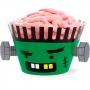 Juego 12 Wraps Frankenstein