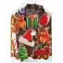 Set de 7 Cortadores Navidad