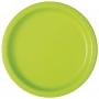Juego de 16 Platos Verde Pistacho 22 cm