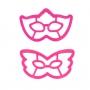 Juego de 2 Cortadores Máscaras - My Karamelli