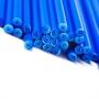 Juego de 20 palitos para piruletas Azules 15cm