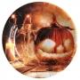 Juego de 20 Platos Skull&Pumpkin 17cm