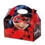 Juego de 4 Cajas para Dulces Ladybug