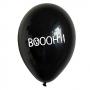 Juego de 5 globos de látex Boooh