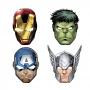 Juego de 6 Máscaras Vengadores Power