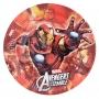 Juego de 8 platos de Los Vengadores - My Karamelli