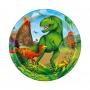 Juego de 8 Platos Dinosaurio 17 cm