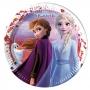 Juego de 8 Platos Frozen 2 (23 cm)