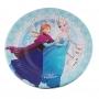 Juego de 8 platos Frozen Elsa, Anna y Olaf - My Karamelli