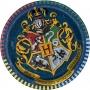 Juego de 8 Platos Harry Potter 17 cm