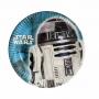 Juego de 8 platos Star Wars R2-D2 20cm