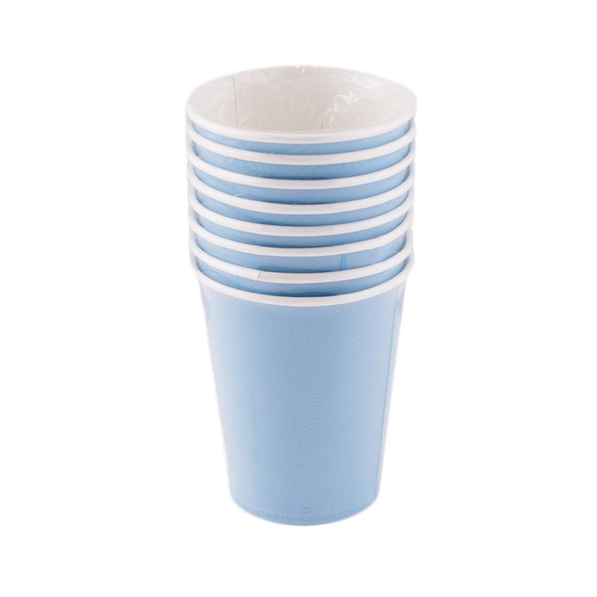 Juego de 8 Vasos Azules - My Karamelli