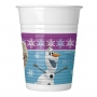 Juego de 8 Vasos Frozen Northern Lights