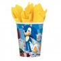 Juego de Vasos Sonic The Hedgehog