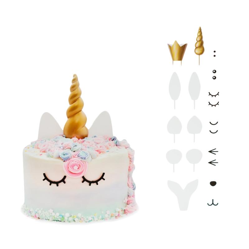 Kit Decoración de Tartas Animales - My Karamelli
