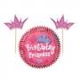 Kit para cupcakes princesa