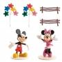 Kit para Decorar Tartas Mickey y Minnie