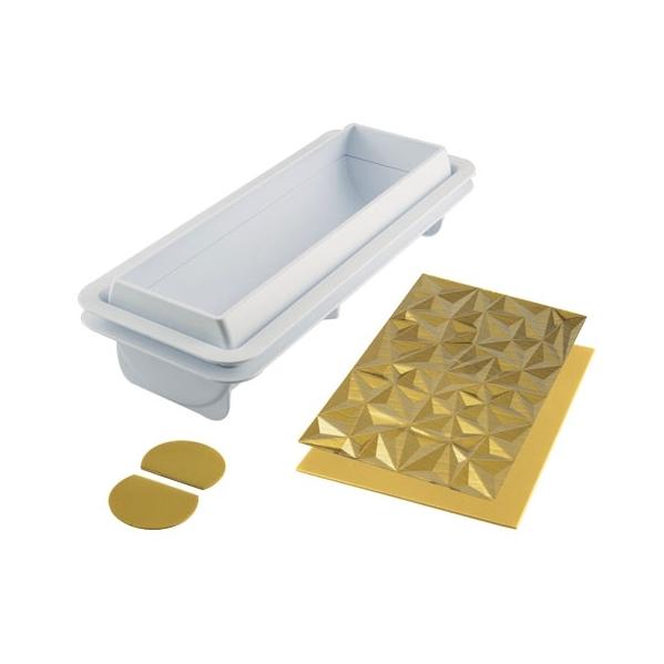 Kit para Tronco de Navidad Diamond
