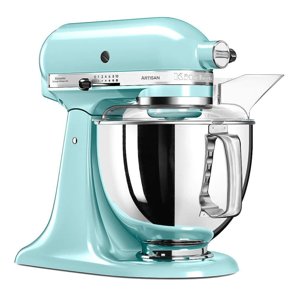 KitchenAid Artisan color Azul Hielo