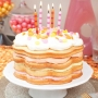 Nordic Ware Celebration Layer Cake