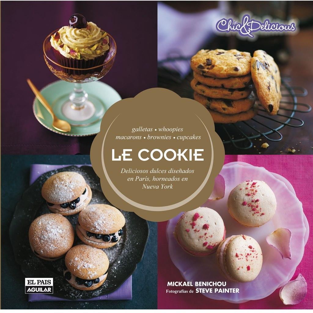 Le cookie (Galletas, Whoopies, Macaron y cupcakes)