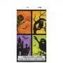 Mantel de plástico Casa Embrujada Halloween