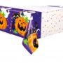 Mantel de plástico Happy Halloween