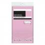 Mantel Plástico Rosa Pastel