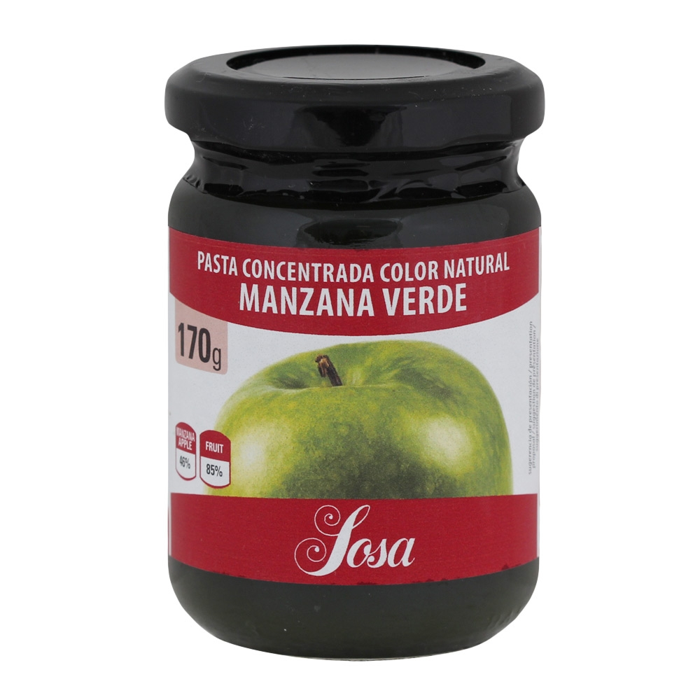 Manzana verde en pasta 170gr Home Chef