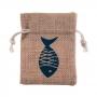 Mini bolsas para Regalos Natural Sea 4 Unidades