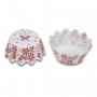 Mini Cápsulas para Cupcakes Flores y Mariposas