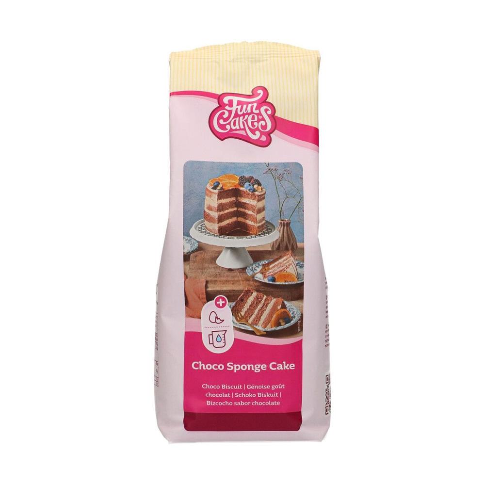 Mix para Bizcocho de Chocolate 1 Kg