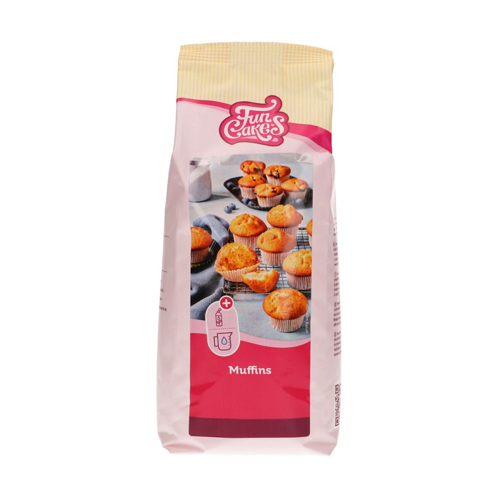 Mix para Muffins Funcakes 500 gr