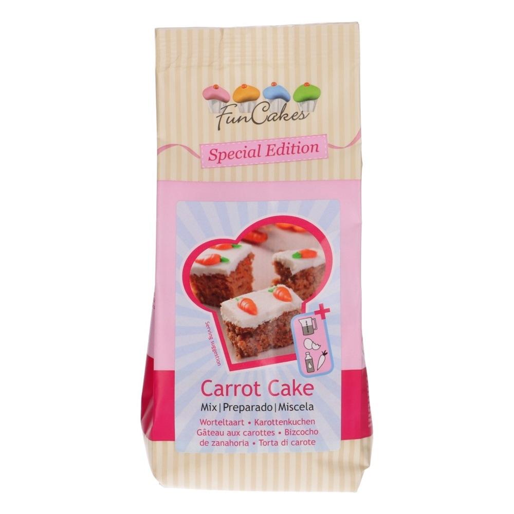 Mix para preparado de Carrot Cake