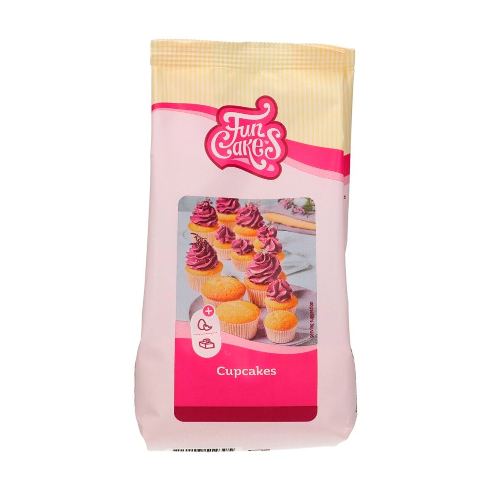Mix para preparar cupcakes 500 gr