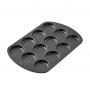 Molde 12 Mini Tortitas o Mini Panqueques