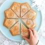 Molde Nordic Ware Snowflakes Shortbread Frozen 2