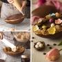 Molde de policarbonato Huevo de chocolate 33cm - My Karamelli