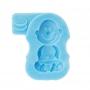 Molde de silicona Bebé Sentado - My Karamelli